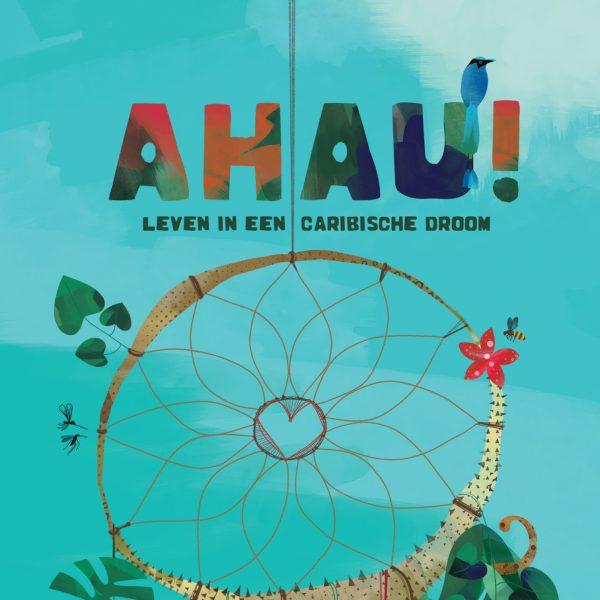 Book Cover 'AHAU!'