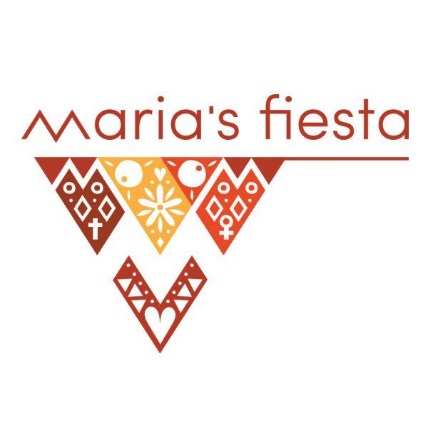 Maria's Fiesta Logo Proposal