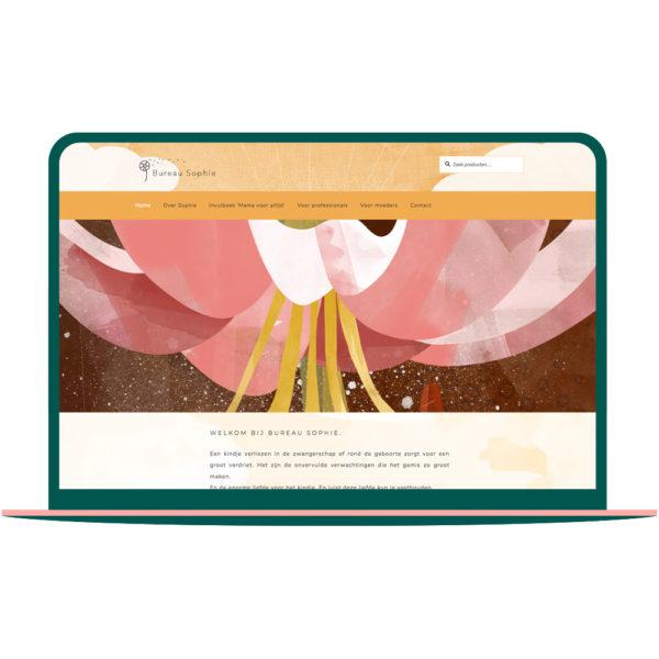 Bureau Sophie Website