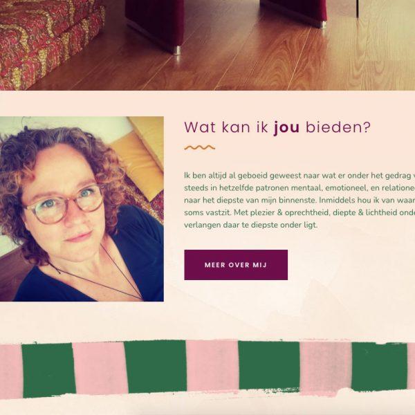 Website Karen Put Lichaamsgerichte Psychotherapie